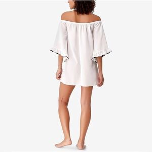 Anne Cole Swim - Studio Anne Cole Off Shoulder Swim Coverup Dress